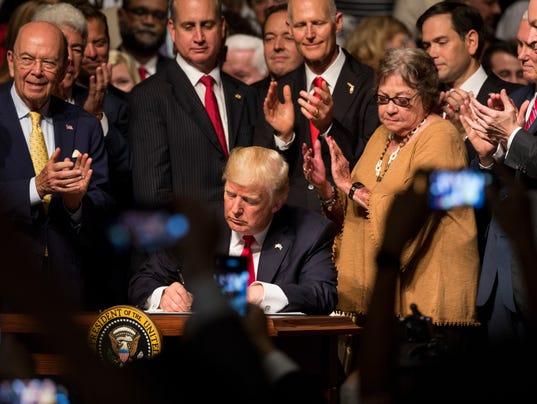 FNP LEDE 0618 Trump Remarks Cuba 15