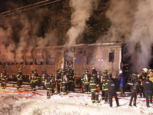 Valhalla train crash