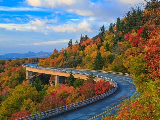 Acadia National Park, fall foliage