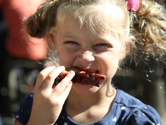 Nugget Rib Cook-off 2017