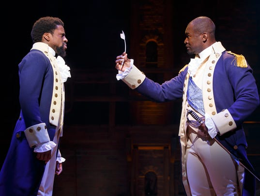 'Hamilton' Arrives In Socal; How To (Maybe) Get $10 Tickets