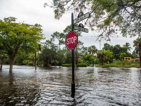 Collier County Road Closures And How To Avoid The Flooded