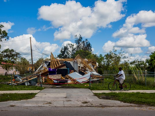 0913 Immokalee Fema Trailers