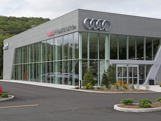 New car dealerships