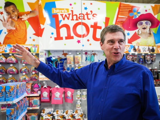 Toys R Us Inc. Chief Executive Officer Dave Brandon Interview