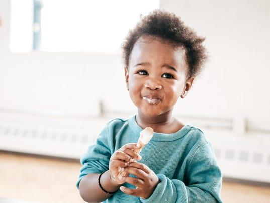 Yogurt for toddlers