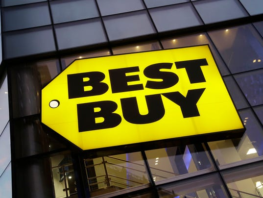 AP EARNS BEST BUY F USA NY