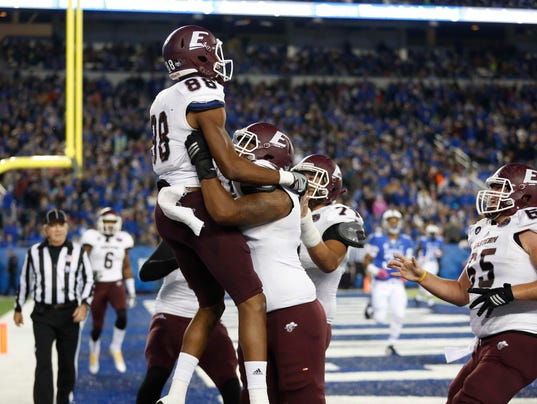 Eastern Kentucky moves football game after 'kill all' threat