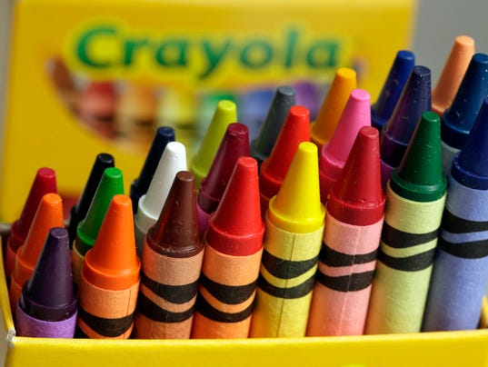 Kinder Garden: National Crayon Day: Crayola Will Retire One Of Its Iconic