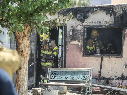 Victim pulled to safety by relative while fire displaces for Buy house palm springs