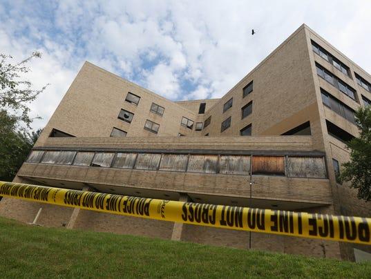 Port Chester Teen Dies Falling Through Hospital Roof