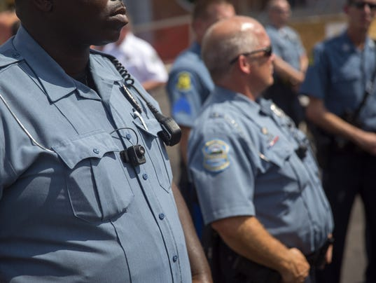 After Ferguson, police rush to buy body cameras