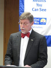 John Rudd, president and CEO of Cayuga Medical Center,