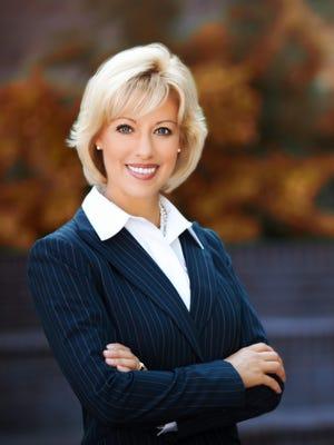South Dakota Secretary of State Shantel Krebs