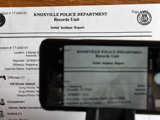 Tennessee counties have varying rules about taking photos of public records with a smartphone.