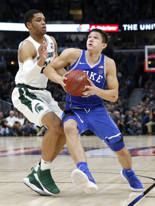 Miles Bridges,Grayson Allen