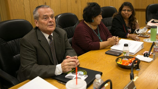 A lawsuit filed against Central Consolidated School District Board President Randy Manning has been dismissed.