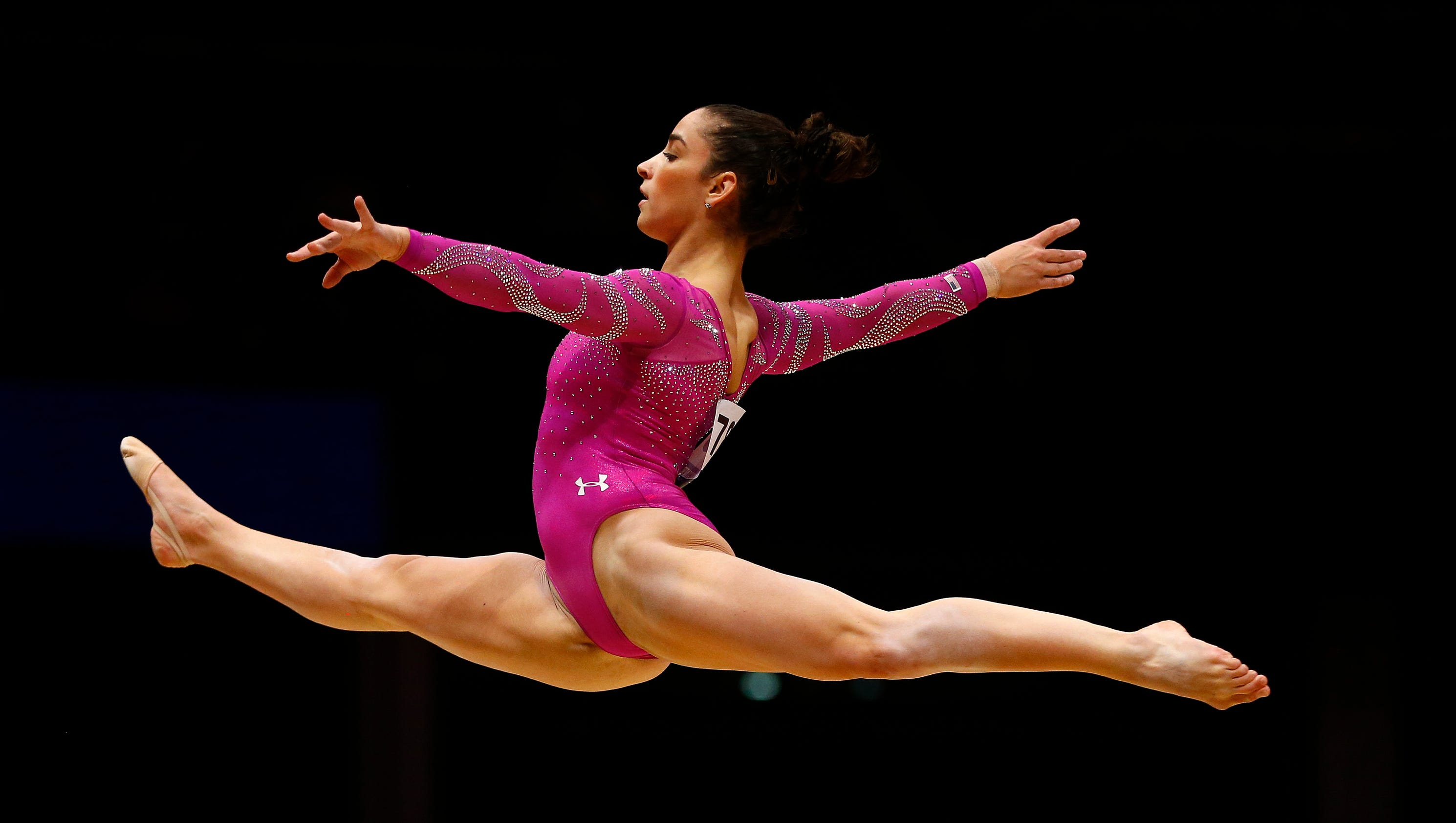 USA's Aly Raisman finishes disappointing fifth in worlds ...