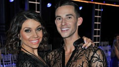 Adam Rippon and Jenna Johnson have been an impressive
