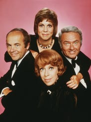 CBS will celebrate the 50th anniversary of Carol Burnett's