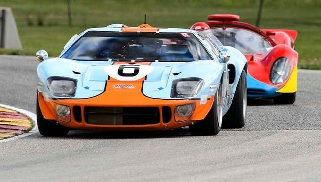 Racing's glorious past will be celebrated May 19-21 during the Spring Vintage Festival Weekend at Road America.