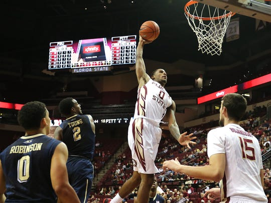 Phil Cofer had a strong freshman season in 2014 and