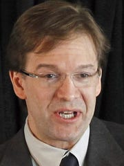 Milwaukee County Executive Chris Abele on Wednesday