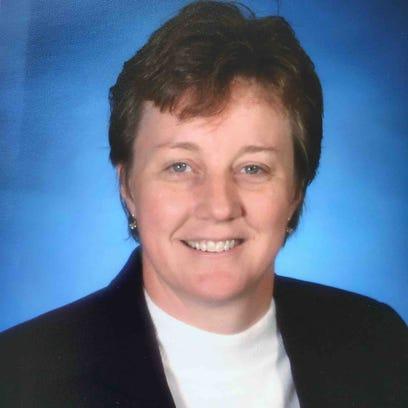Greece Arcadia High School principal Lesley S. Flick,