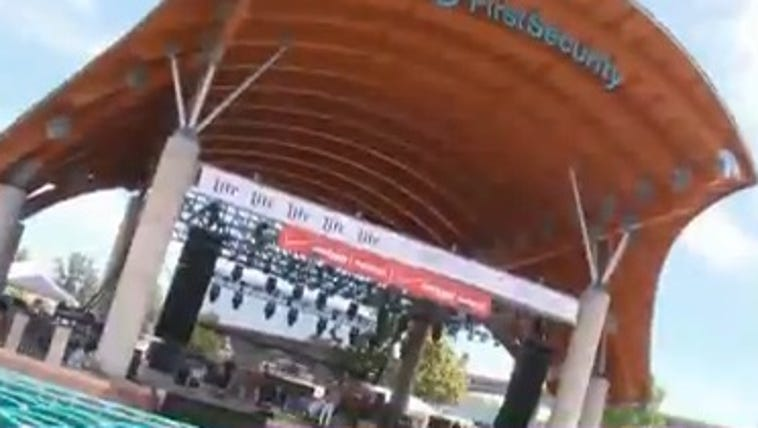 First Security Ampitheater