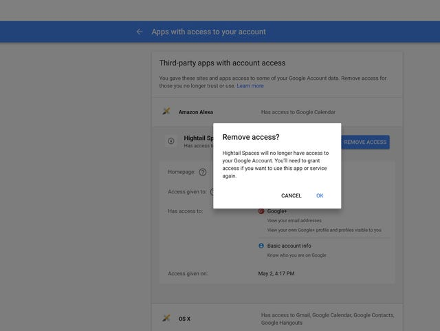 Gmail: How to stop outsiders from reading your inbox