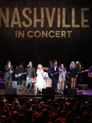 The final US performance by the cast of the TV show Nashville takes place Sunday March 25, 2018 at the Grand Ole Opry.