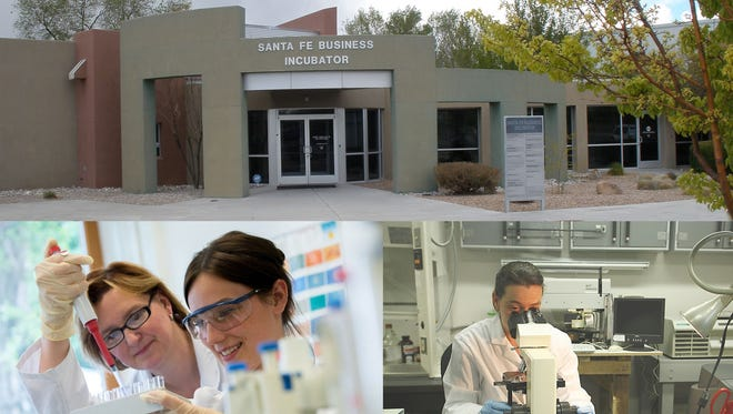 Small business incubators, like the ones in Santa Fe (above) and at San Juan College in Farmington, are a formula for success according to Finance New Mexico.