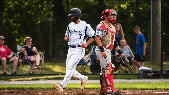 Aidan Wilde scored three runs, including one on his three-run homer in the Bravehearts' 16-8 win over the Westfield Starfires.
