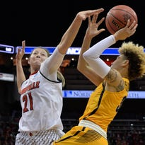 Louisville women 90, Marquette 72: Hot-shooting Cardinals pull away quickly