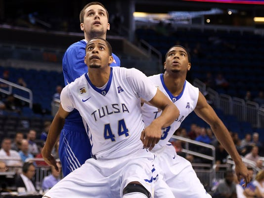 NCAA Basketball: AAC Tournament - Memphis vs Tulsa