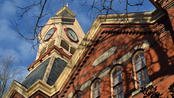 The historic Wicomico County Courthouse is slated for exterior repairs this year.