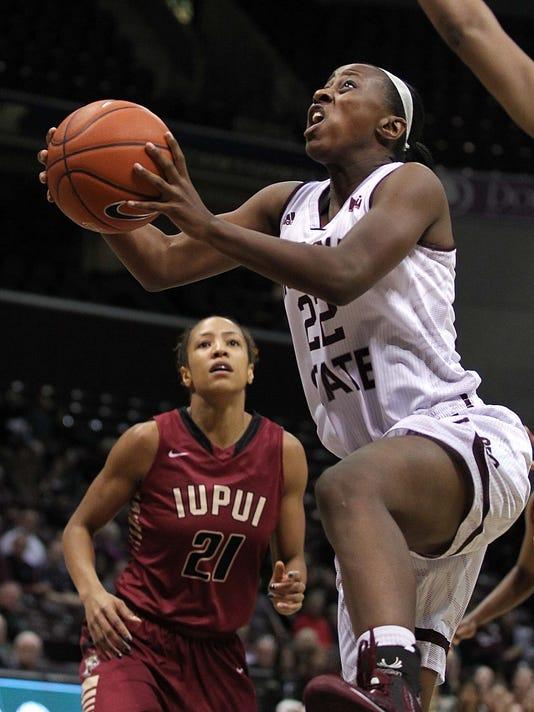 Basketball: MSU Lady Bears vs. Indiana University Panthers