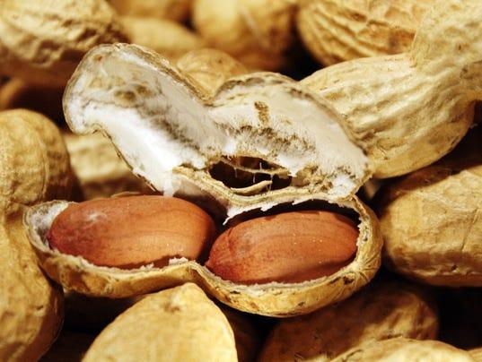 WSF 1208 peanuts