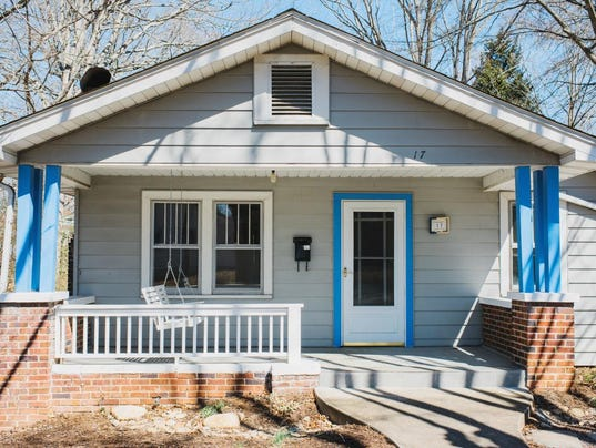 National house giveaway comes to west asheville for Bath remodel asheville nc