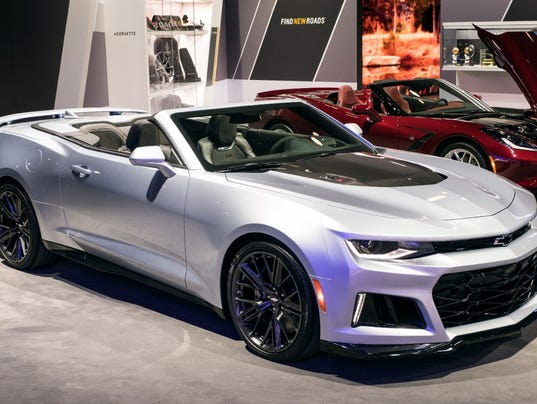 2017 camaro zl1 in pre production in lansing. Black Bedroom Furniture Sets. Home Design Ideas