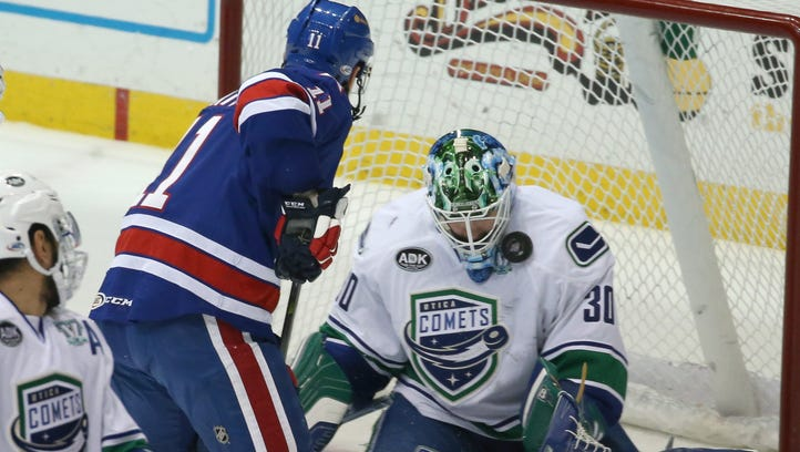 Amerks are on the verge of ending their playoff drought