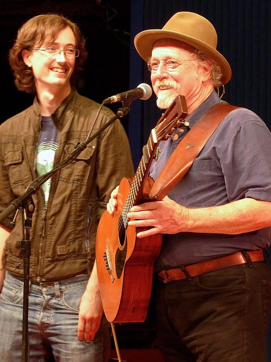 Bobby Bridger & Gabe Bridger