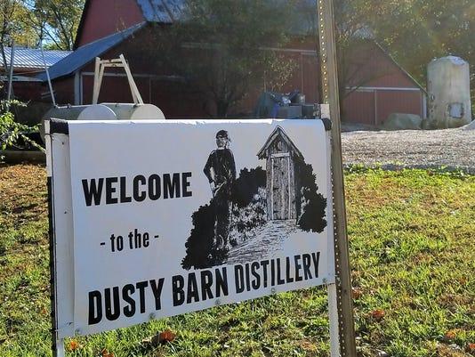 Dusty Barn Distillery