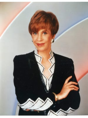Carol Burnett has worked for decades with designer Bob Mackie on fashions that go from elegant to comically outrageous.