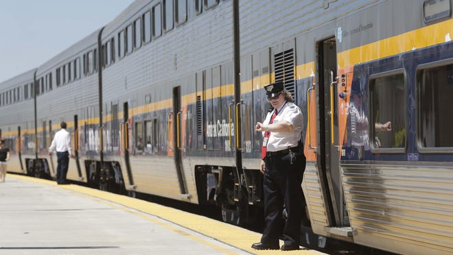 Passenger rail service between Detroit and Holland would cost up to $540 million to establish a 110 mile per hour route but spur $14 million annually in profit, according to a new study.