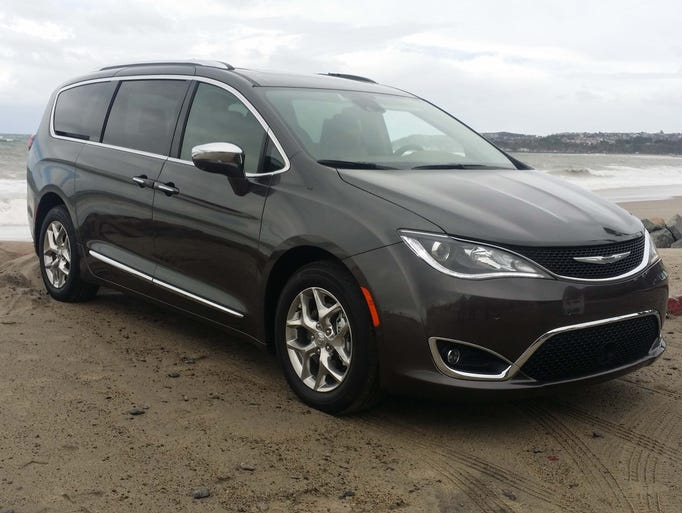 The Chrysler Pacifica design team worked with engineers