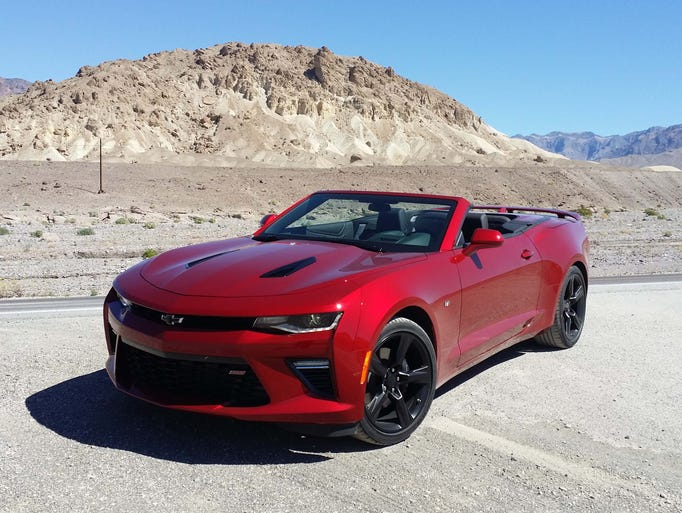 Generation 6 of the Camaro debuted as a 2016 model,