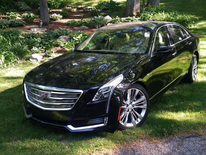 Is the 2016 Cadillac CT6 the best car Cadillac has