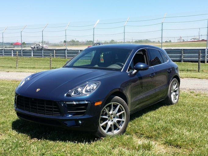 The Macan is Porsche's best-selling vehicle, benefiting