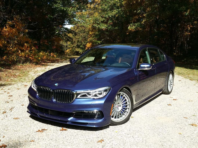 The BMW Alpiina B7 is of particular renown because